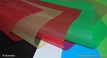 Materiale in PE riciclato