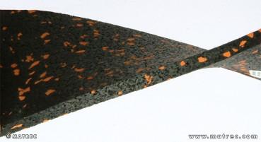 Materiale in gomma SBR riciclata