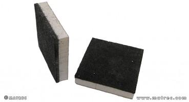 Materiale in gomma riciclata