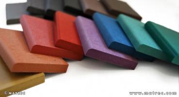 Materiale in legno dagli scarti di segheria