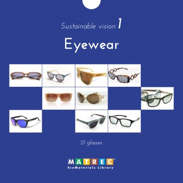 Sustainable vision: Eyewear