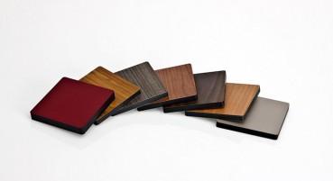 Materiale bambù e carta riciclata