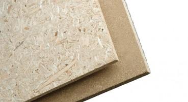 Materiale in legno riciclato