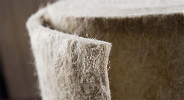 Pannello in fibre di canapa