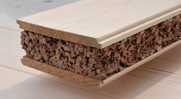 Materiale in legno e sughero