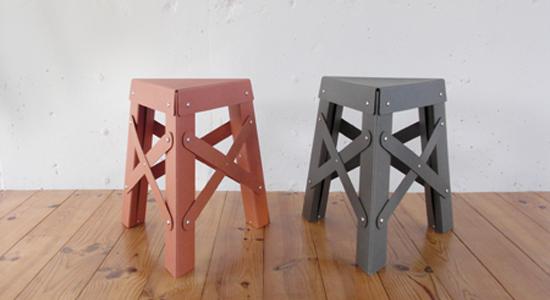 Name: eiffel Material: recycled paper Company: Shigeki Fujishiro Design Country: Japan