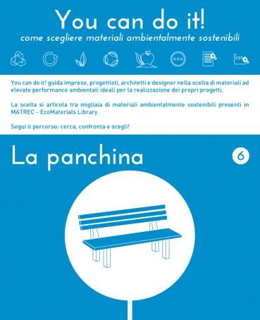 You can do it! La panchina