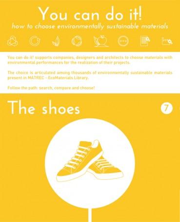 You can do it! Le scarpe