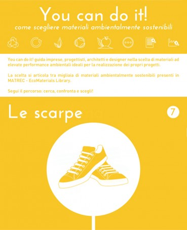 You can do it! Le scarpe