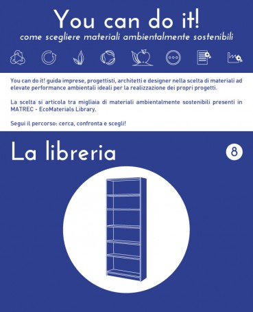 You can do it! La libreria