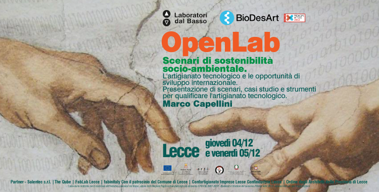 OpenLab – Scenarios of Social and Environmental sustainability
