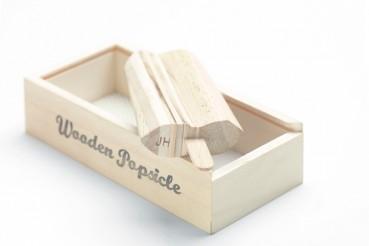Ghiaccioli in legno