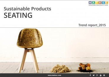 Sustainable: Sustainable Products: SEATING 2015