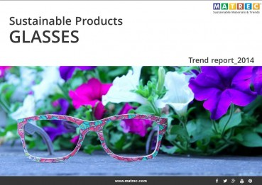 Sustainable: Sustainable Products: GLASSES 2014