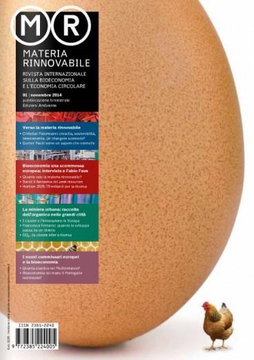 Rivista Materia rinnovabile #1