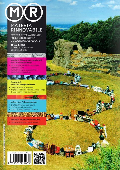 Rivista Materia rinnovabile #3