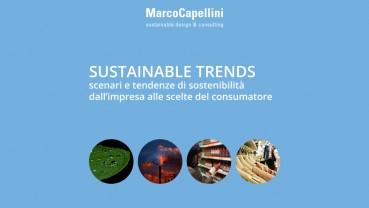 Sustainable Trends: scenari e tendenze di sostenibilità dall'impresa alle scelte del consumatore