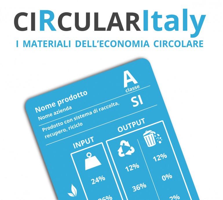 CIRCULARItaly: i materiali dell'economia circolare