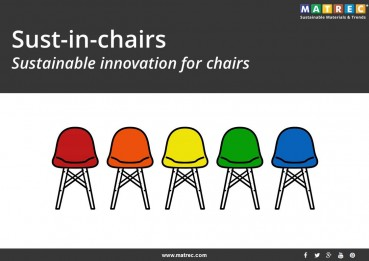 Sustainable innovation for chairs