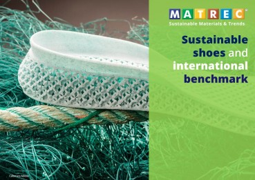 Sustainable shoes and international benchmark