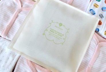 Packaging in carta di sapone