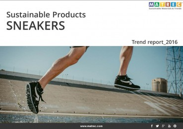 Pubblicazione – SUSTAINABLE PRODUCTS: SNEAKERS 2016