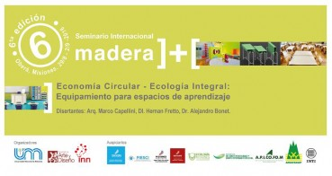 Madera+ seminar on circular economy: Matrec is protagonist
