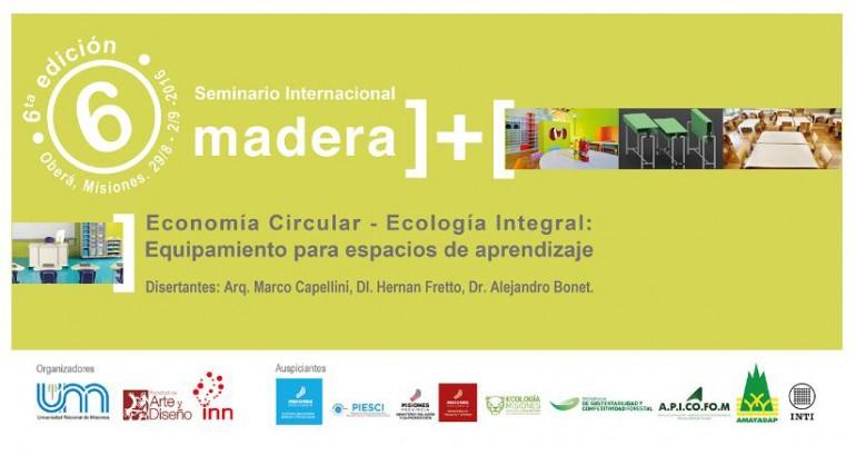 Matrec protagonista a Madera+ seminario sull'economia circolare
