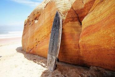Carta e cartone entrano nel mondo del surf