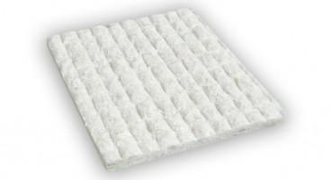 Feltro in fibre di cotone riciclato