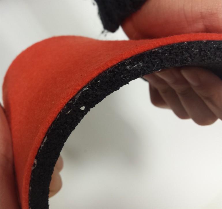 """La """"nuova pelle"""" della gomma riciclata by Ecopneus"""