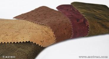 100% natural cork fabric