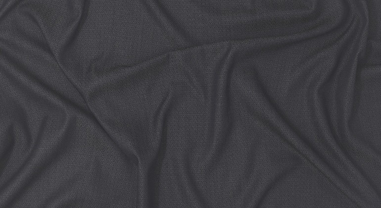 Flax and cotton fabric