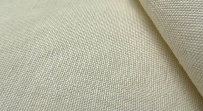Cotton and hemp fabric