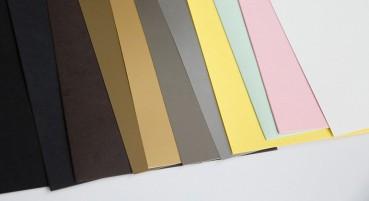 Certified paper material