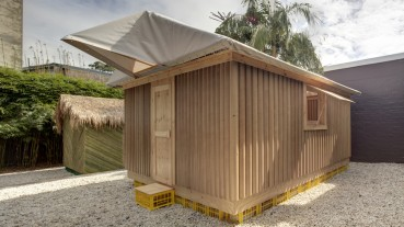 Shigeru Ban: recycled and natural materials for architecture