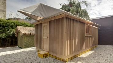 Shigeru Ban: materiali riciclati e naturali per l'architettura
