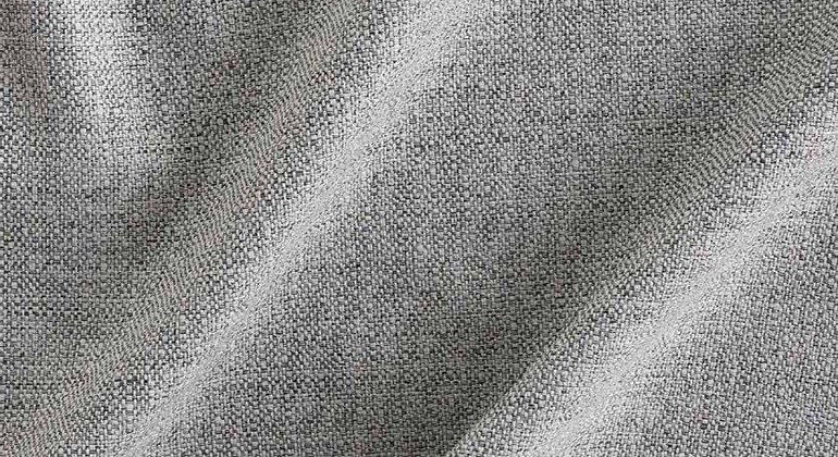Fabric made of 69% recycled polymer fibre