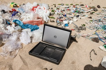 Dell: plastica riciclata per i pc e il packaging