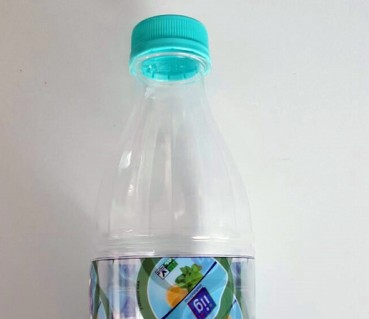 Ethic-Bottle: bottle, cap and label are compostable