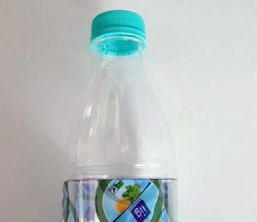 Ethic-Bottle: bottiglia, tappo ed etichetta diventano compostabili