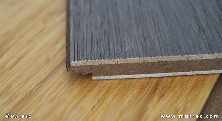Bamboo material