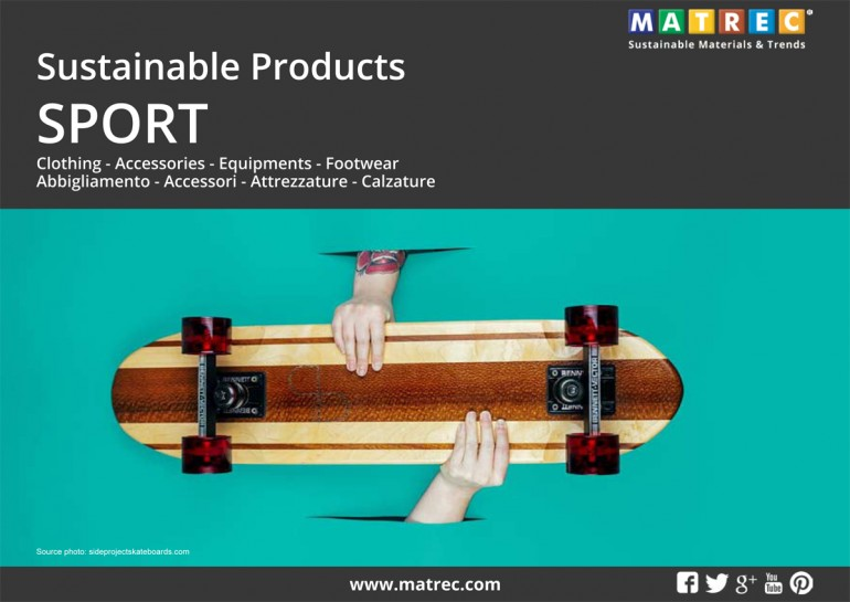 Report. Sustainable products: SPORT
