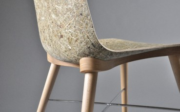 Alpine hay for chair