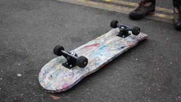 Dalle buste in plastica agli skateboard