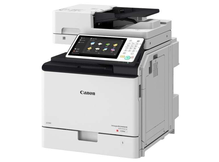 Canon: materiali circolari nelle stampanti