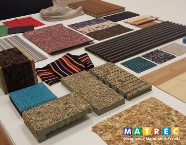 MATREC | WEBINAR ECONOMIA CIRCOLARE: MATERIALI, MODELLI E STRUMENTI PER ARCHITETTURA E DESIGN