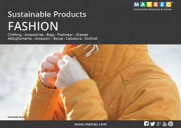 SUSTAINABLE PRODUCTS: FASHION 2017