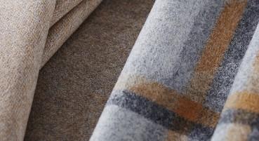 Tessuto in lana