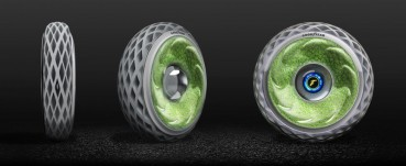 Goodyear presenta lo pneumatico del futuro
